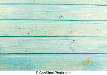 old grunge interior, blue wooden background