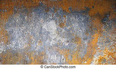 old grunge metal texture background.