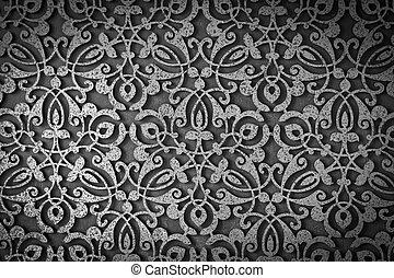 Old grunge metal texture pattern