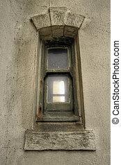 Old Grunge Window 2