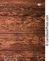 Old grunge wood background