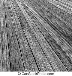 old, grunge wood panels used as background