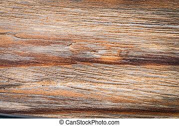 Old grunge wooden background