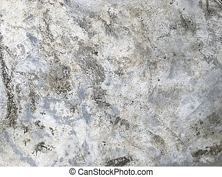 old grungy floor texture, gray concrete wall background
