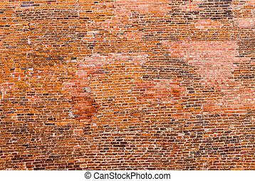 Old historic brickwall