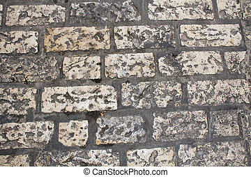 Stone Street in Old City Jerusalem