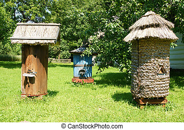 Old hives
