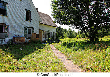 Old Home in Rural Area
