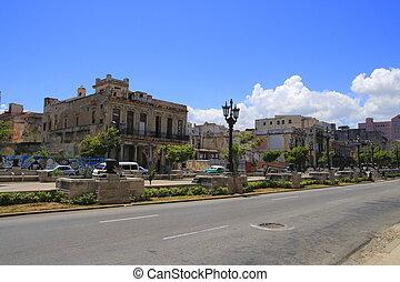 Old House in Havana