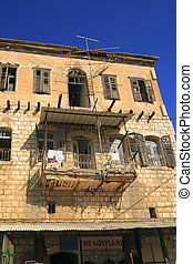 Old house in Nazareth