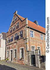 Old house in the historical center of Steinfurt