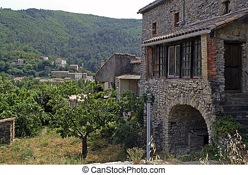 old house of the Cevennes