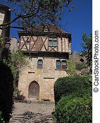 Old house, village Lot