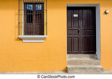 Old house well refurbished Antigua Guatemala