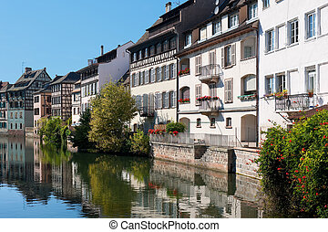 Old houses of Strasbourg