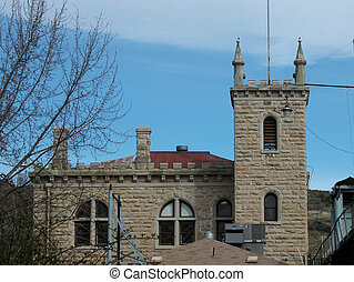 Old Idaho Penitentiary - The Old Idaho Penitentiary is a...