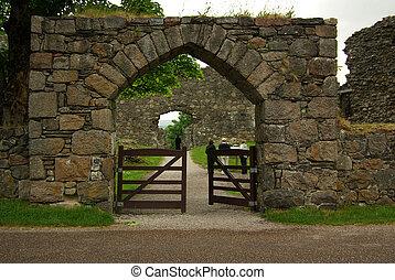 Old Inverlochy Castle, United Kingdom