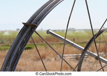 Irrigation Hand Line