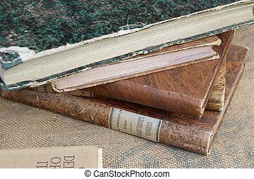 old italian books