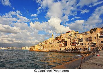 Old Jaffa seaport