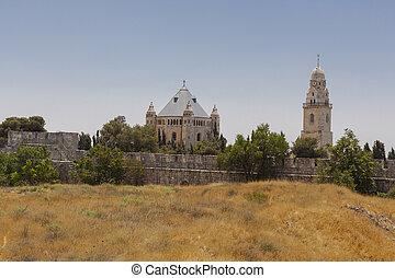 Old Jerusalem Church