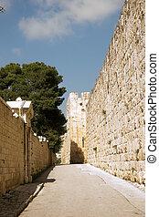 Old Jerusalem city