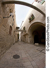 old jerusalem streets israel travel and tourism in Holy Land