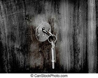 Old keyes