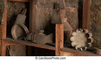 Old Kitchen, Abbey Santa Catalina - Abbey Santa Catalina,...