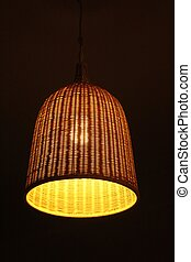 old lampshade