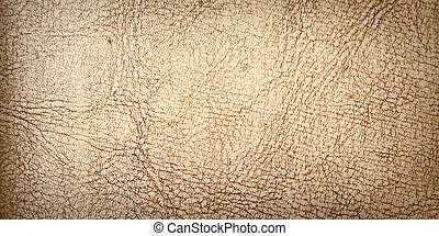 leather - old leather