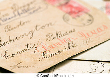 old letters