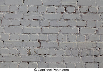 old light brick wall background texture