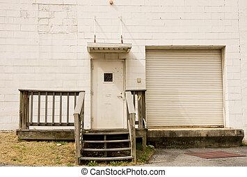 Old Loading Dock