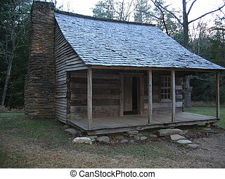 Log Cabin - Old Log Cabin