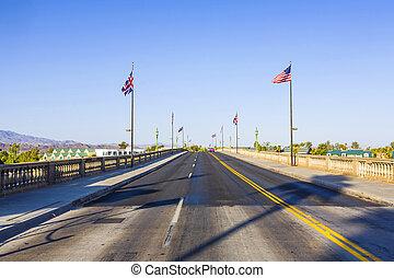 London Bridge in Lake Havasu