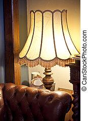 old luxury interior
