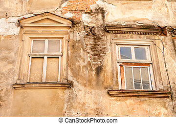 Old Lvov house