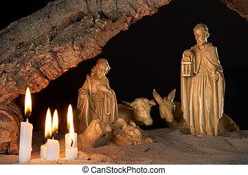 Old manger