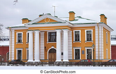 Old mansion of a classic style