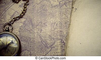 old map and other stuff - old map and other vintage stuff