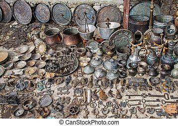 Old market in Greece