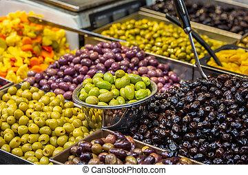 Old market Jerusalem