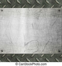 old metal background texture