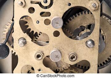 old metal gears