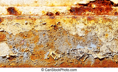 old metal iron rust texture. Structure background.