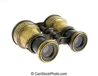 old military binoculars