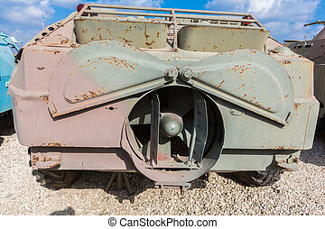 old military vehicles