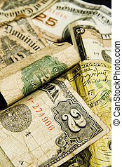 Old Money - Old Canadian Money