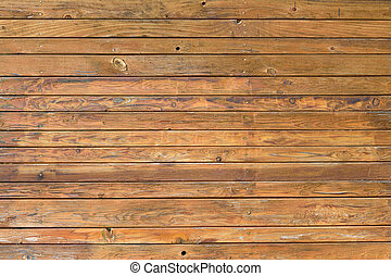 Old natural brown wooden board desk texture